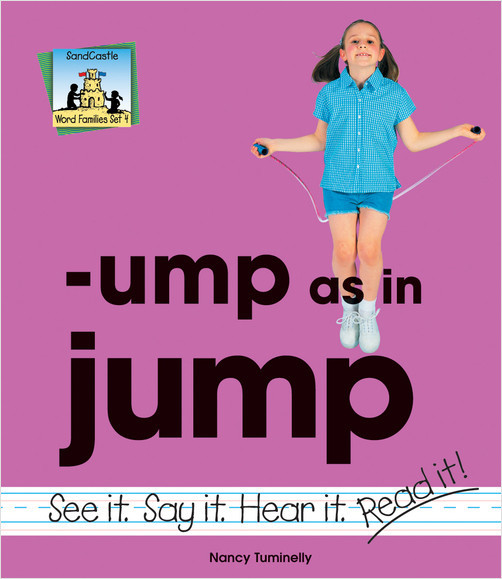 Cover: Ump As In Jump