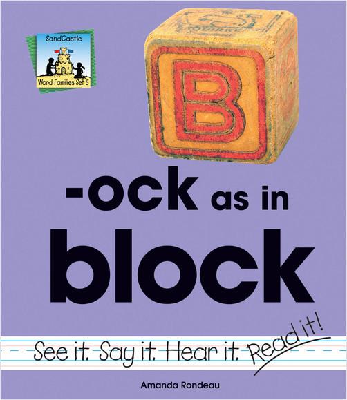 Cover: Ock As In Block