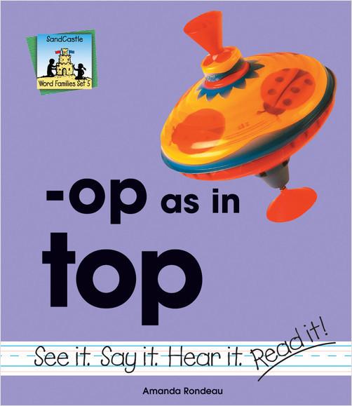Cover: Op As In Top