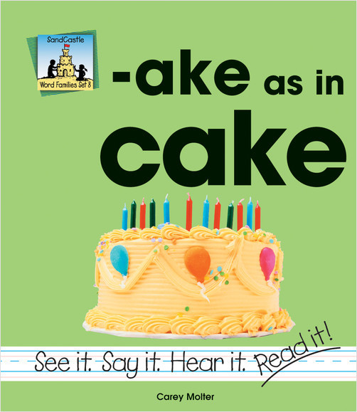 Cover: Ake As In Cake
