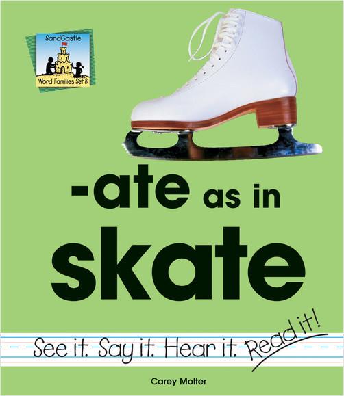 Cover: Ate As In Skate