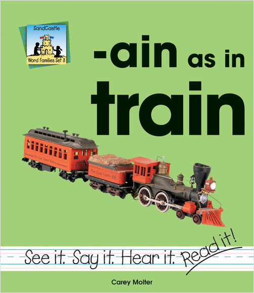 Cover: Ain As In Train