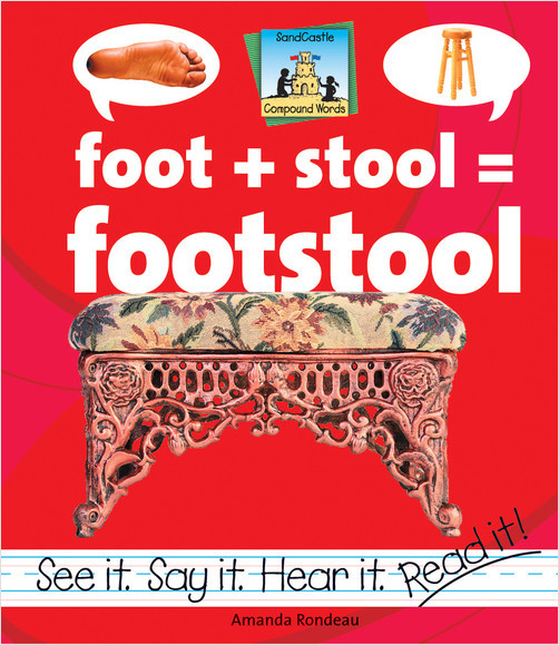 Cover: Foot+Stool=Footstool