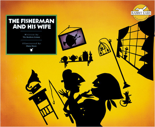 Cover: Fisherman and His Wife