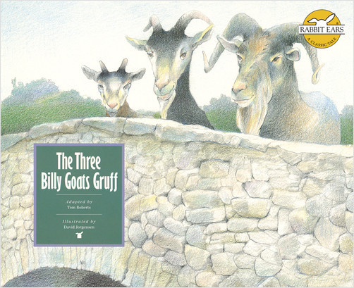 Cover: Three Billy Goats Gruff