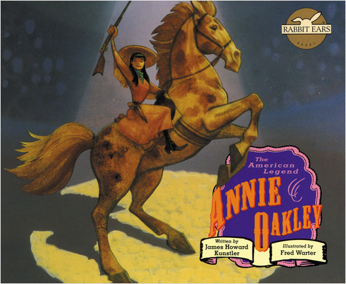 Cover: Annie Oakley