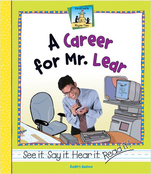 Cover: Career For Mr. Lear