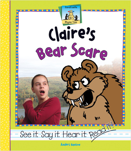 Cover: Claire's Bear Scare