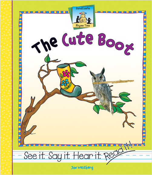 Cover: Cute Boot