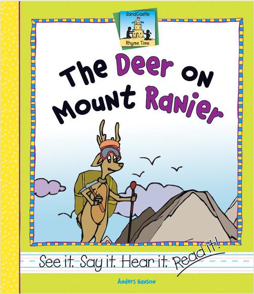 Cover: Deer On Mount Rainier