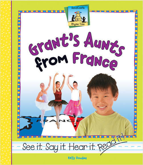 Cover: Grant's Aunts From France