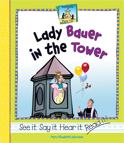 Cover: Lady Bauer In The Tower