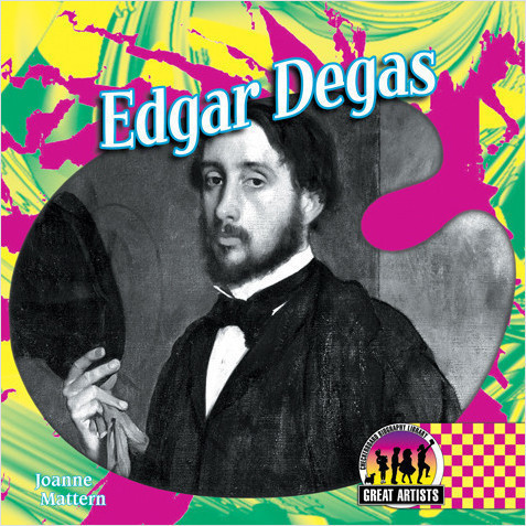 Cover: Edgar Degas