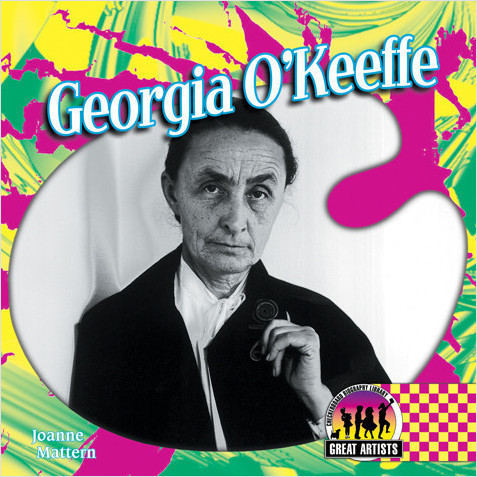 Cover: Georgia O'Keeffe