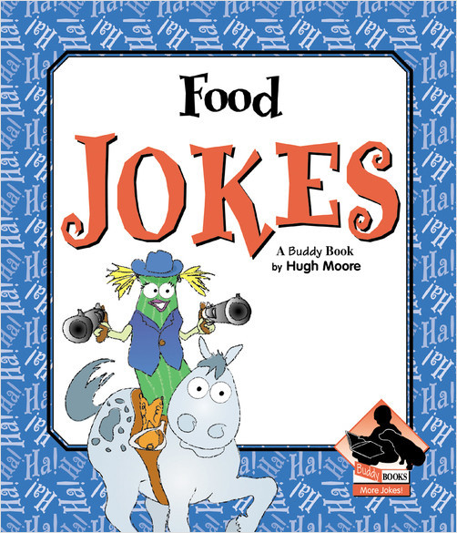 Cover: Food Jokes