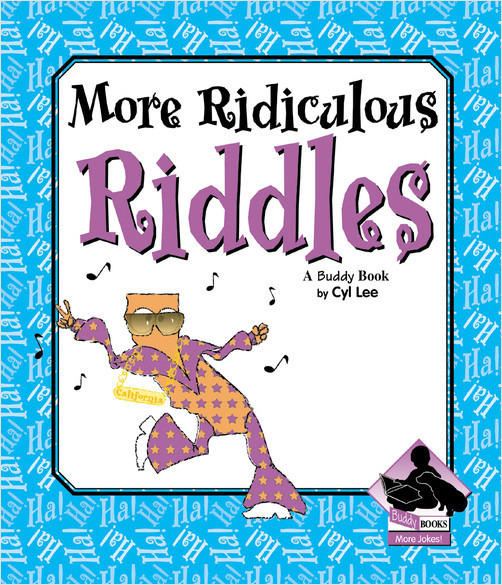 Cover: More Ridiculous Riddles