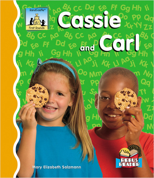 Cover: Cassie and Carl