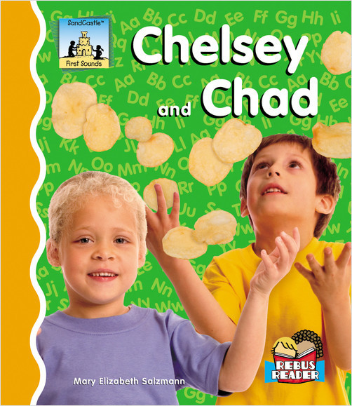 Cover: Chelsey and Chad