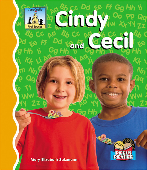 Cover: Cindy and Cecil