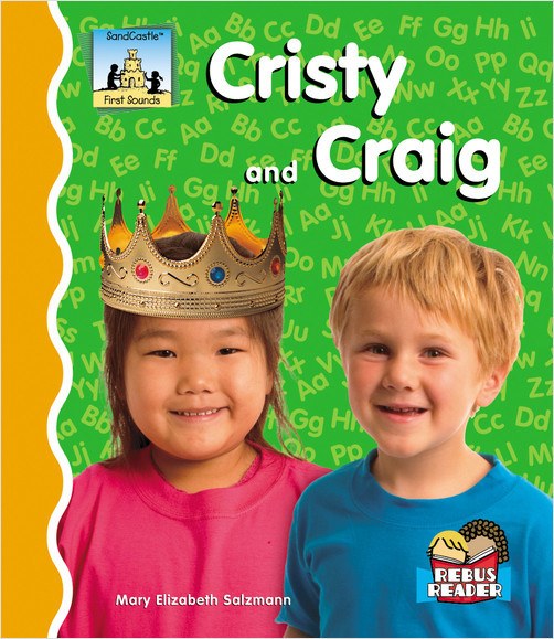 Cover: Cristy and Craig