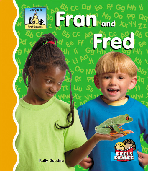 Cover: Fran and Fred