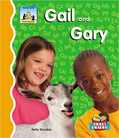 Cover: Gail and Gary