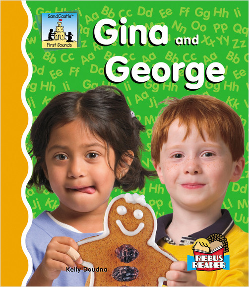 Cover: Gina and George