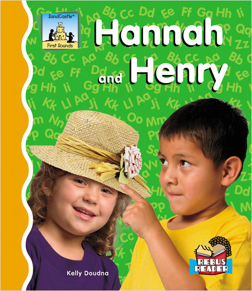 Cover: Hannah and Henry