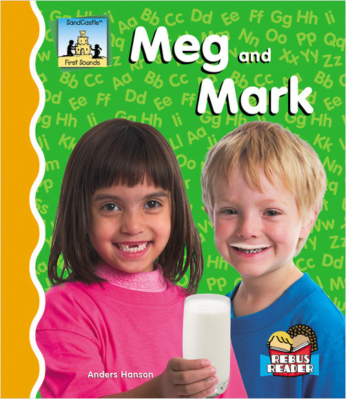 Cover: Meg and Mark