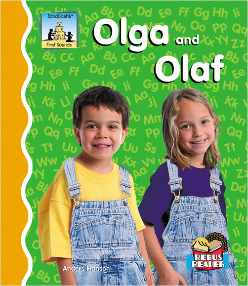 Cover: Olga and Olaf