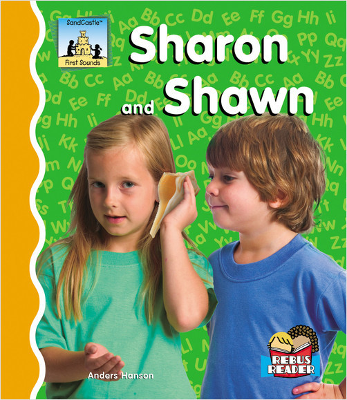 Cover: Sharon and Shawn
