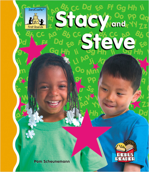 Cover: Stacy and Steve