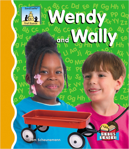 Cover: Wendy and Wally