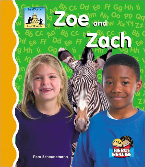 Cover: Zoe and Zach