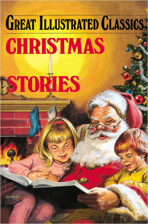 Cover: Christmas Stories