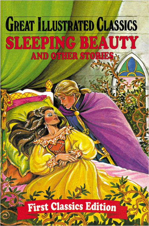 Cover: Sleeping Beauty & Other Stories