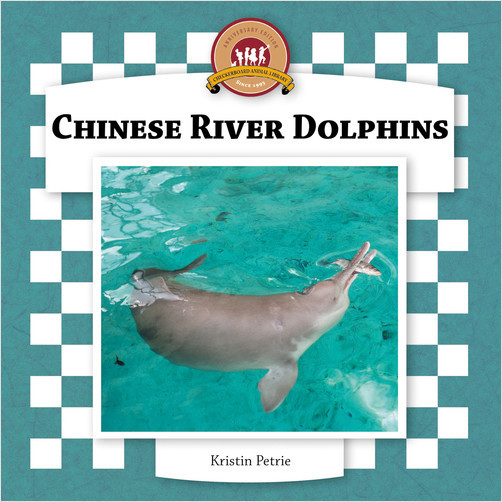 Cover: Chinese River Dolphins