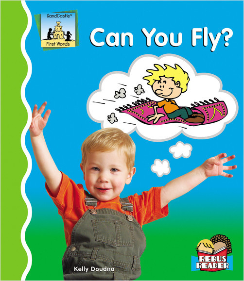 Cover: Can You Fly?