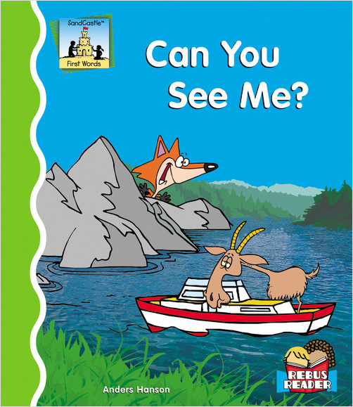 Cover: Can You See Me?