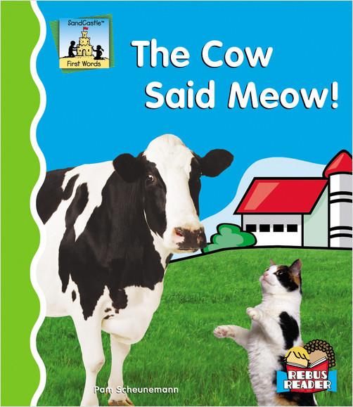 Cover: Cow Said Meow!