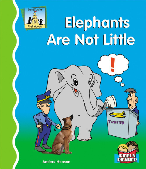 Cover: Elephants Are Not Little