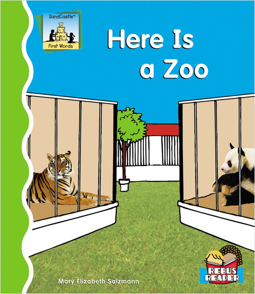 Cover: Here Is A Zoo