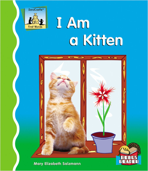 Cover: I Am A Kitten
