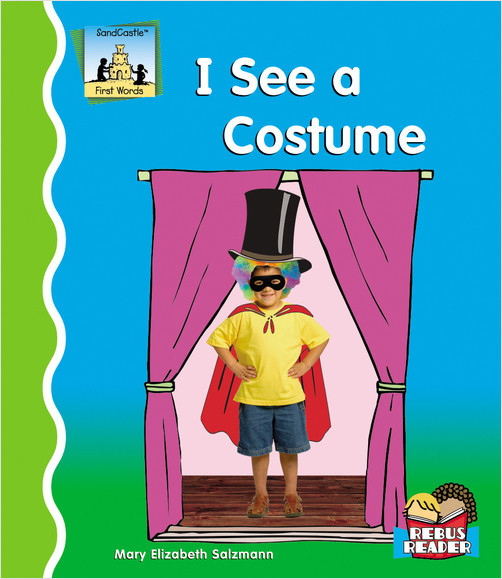 Cover: I See A Costume