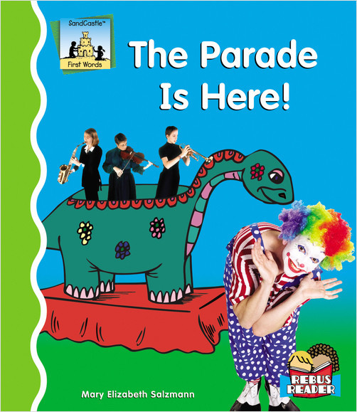 Cover: Parade Is Here!