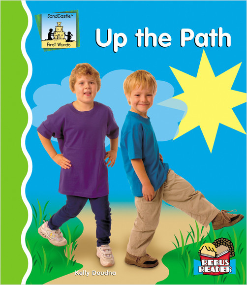 Cover: Up The Path
