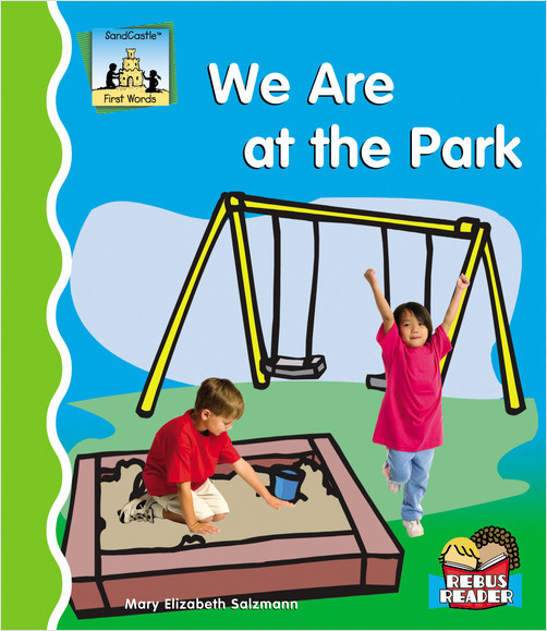 Cover: We Are At The Park