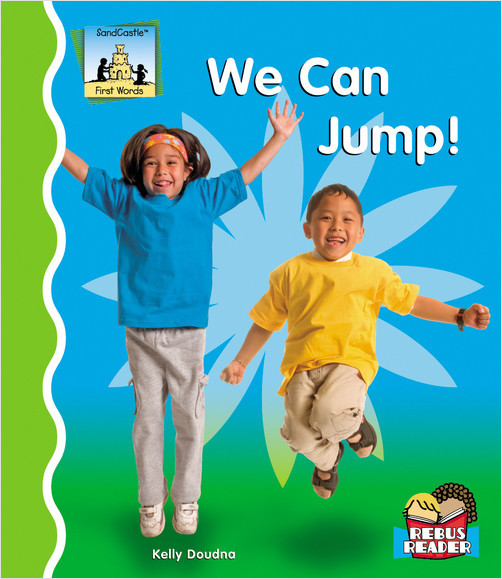 Cover: We Can Jump!