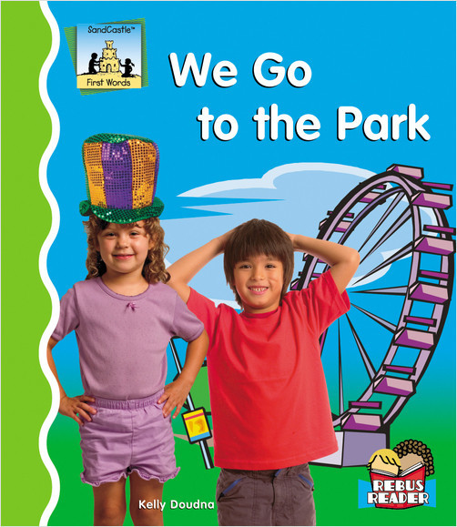 Cover: We Go To The Park