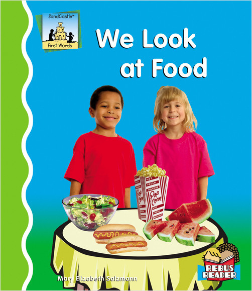 Cover: We Look At Food